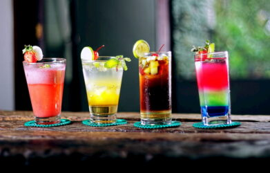 Flavoured Tequila