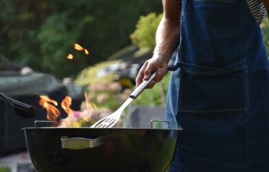 Unusual Foods You Should Cook On A BBQ